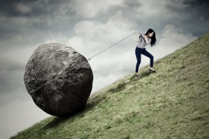 Life is a Struggle – or Is It??